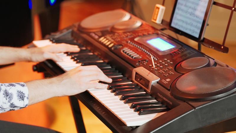 Paweł Mykietyn, Klavierstuck for Casio CTK 731
