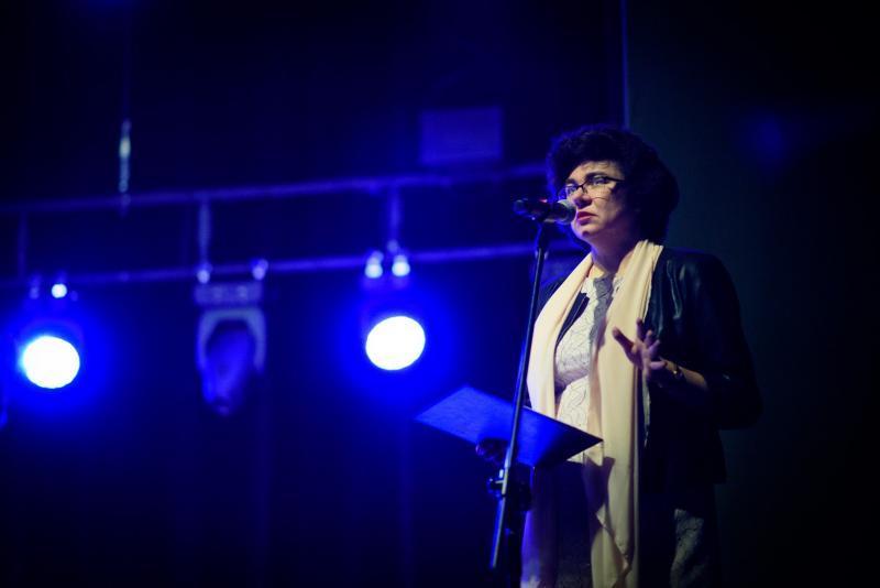 Anna Szarapka, fot. Dariusz Gackowski
